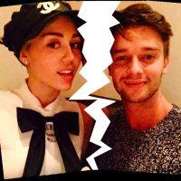 Miley Cyrus e Patrick Schwarzenegger terminam namoro de cinco meses após boatos de traição!