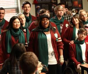 """""""Glee"""" sempre tem seu especial de Natal com músicas temáticas!"""