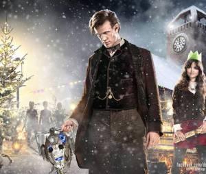 """""""Doctor Who"""" sempre tem um episódio de Natal diferenciado!"""