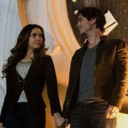 """Em """"The Vampire Diaries"""": na 6ª temporada, Damon quer tomar a cura junto com Elena (Nina Dobrev)!"""