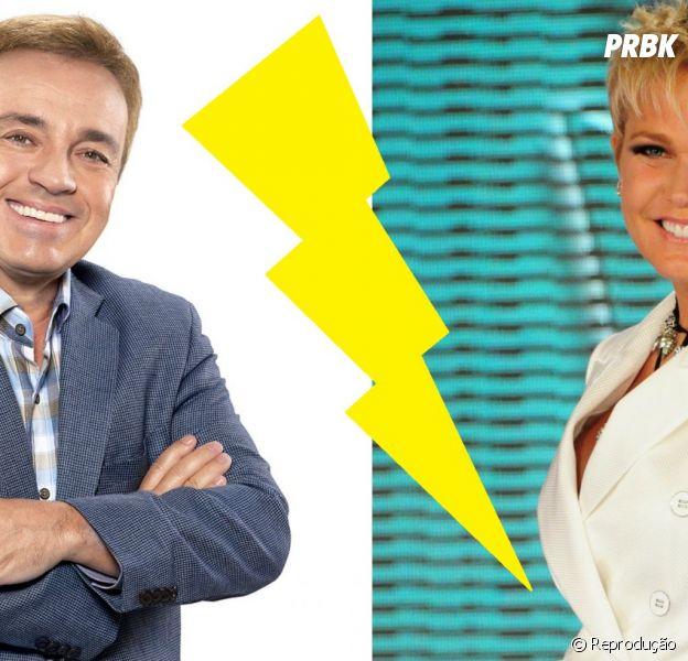 Xuxa toma o lugar de Gugu na Record, e seu programa será exibido nas noites de quarta-feira!