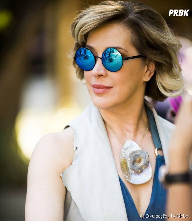 """A Samantha (Claudia Raia) teve um milhão de destinos em""""Alto Astral"""""""