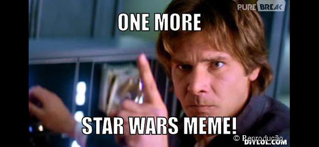 """No dia 4 de maio de 2015 é celebrado o """"Star Wars Day""""!"""