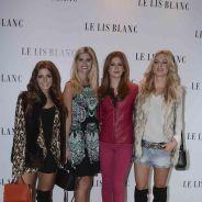 Marina Ruy Barbosa e Giovanna Lancellotti aparecem juntas em evento em homenagem ao Dia das Mães