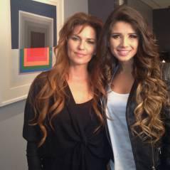 Paula Fernandes está preparando uma surpresa com a cantora Shania Twain