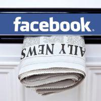 Facebook começa a testar publicações de reportagens diretamente no feed de notícias do app para iOS!