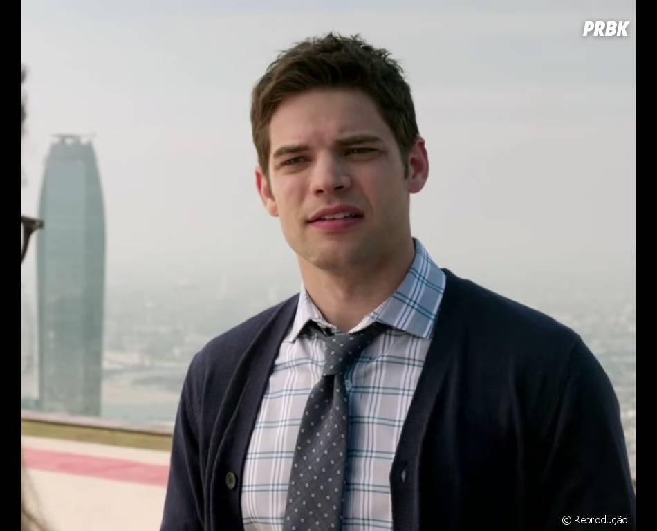 "Em ""Supergirl"", Winn (Jeremy Jordan) se interessa por Kara (Melissa Benoist)"