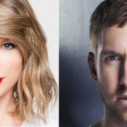 Taylor Swift e Calvin Harris no maior love! Astros são vistos de mãos dadas curtindo muito Las Vegas