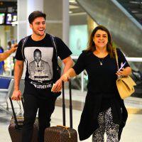 Preta Gil e Rodrigo Godoy viajam para lua de mel avaliada em R$100 mil