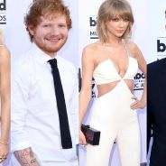 Ed Sheeran anuncia parceria com Rita Ora, ex de Calvin Harris, produtor atual de Taylor Swift