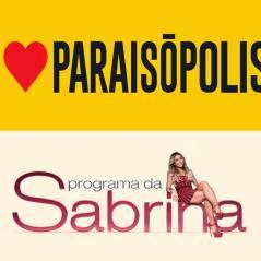 """Novela """"I Love Paraisópolis"""", """"Programa da Sabrina"""" e outros programas são líderes no Twitter"""