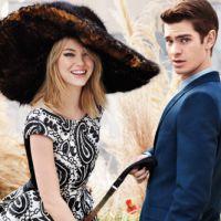 Emma Stone e Andrew Garfield juntos de novo? Após término, casal é visto de mãos dadas!