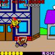 """Em 1984, """"Pac-Land"""" foi o primeiro jogo de """"Pac-man"""" a usar câmera com ângulo lateral"""