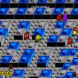 """Lá em 1987, o jogo """"Pac-Mania"""" inova em uma versão 3D repleta de labirintos isométricos e personagens com volume"""