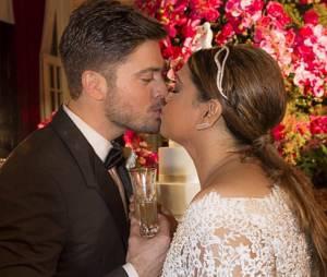 O casamento de Preta Gil e Rodrigo Godoy aconteceu no último dia 12 de maio