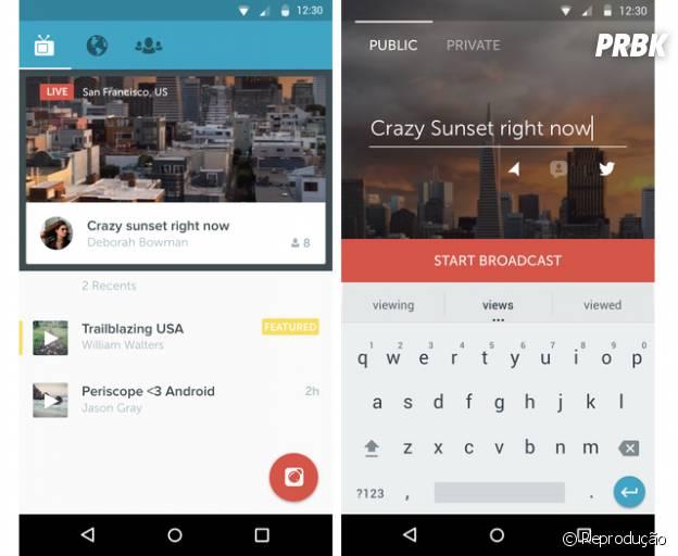 O aplicativo do Twitter, Periscope, se tornou popular por piratear pay-per-views e transformar qualquer pessoa em jornalista!