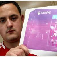 Jovem paga R$ 1725 em uma foto acreditando ser o Xbox One