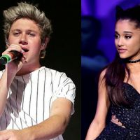 Ariana Grande e Niall Horan, do One Direction, aparecem juntinhos em vídeo divertido no Instagram
