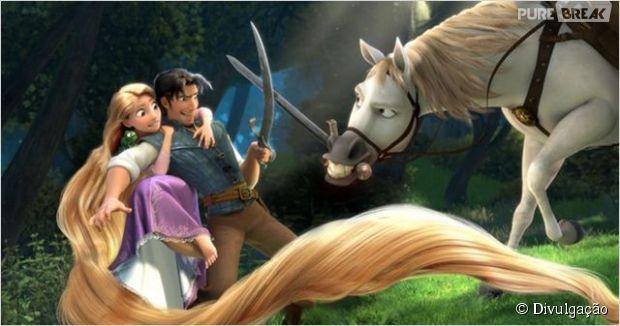 """""""Enrolados"""" da Disney vai ganhar uma série de TV"""