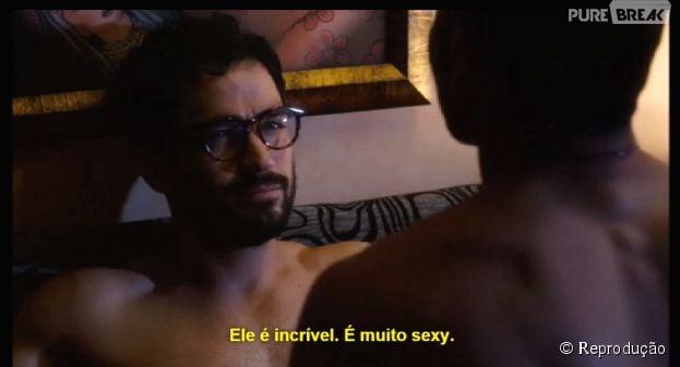 """Em """"Sense 8"""", Alfonso Herrera vive Hernando, um homossexual que mantém um relacionamento secreto com um ator famoso"""