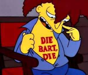 """O Sideshow Bob sempre quis matar Bart em """"Os Simpsons"""""""