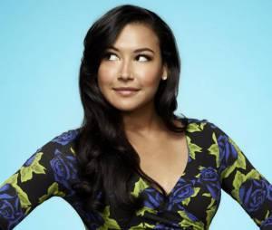 "Atualmente Naya Rivera interpreta Santana em ""Glee"""