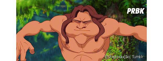 """""""Tarzan and Jane"""" é uma das novidades do Netflix"""