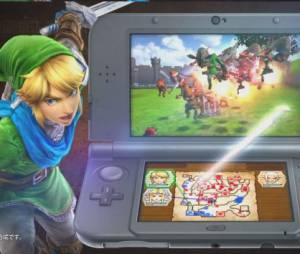 """Hyrule Warriors"" ganhará versão para Nintendo 3DS"