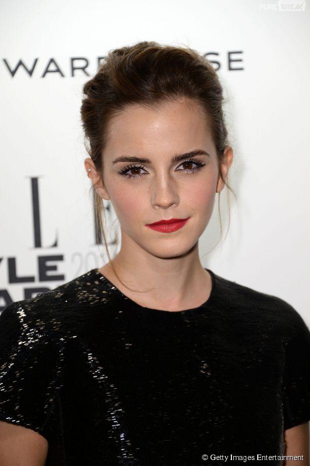 Emma Watson é, atualmente, um dos maiores nomes que representam a juventude feminista