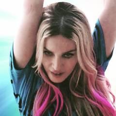 """Madonna lança clipe de """"Bitch I'm Madonna"""" com Nicki Minaj, Miley Cyrus, Katy Perry, Beyoncé e mais!"""