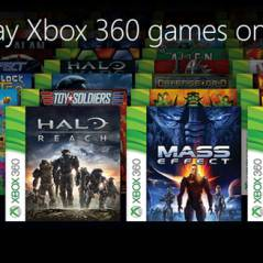 """22 jogos do Xbox 360 vão rodar no Xbox One: """"Mass Effect"""", """"Perfect Dark"""", """"Banjo-Kazooie"""" e mais"""