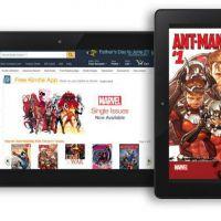 Marvel chega ao Kindle: mais de 12 mil quadrinhos vão estar disponíveis no dispositivo