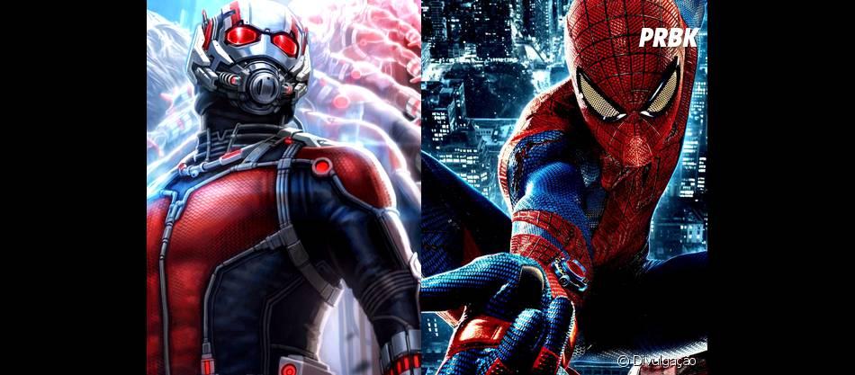 """As primeiras pistas do novo Homem-Aranha da Marvel já devem começar a aparecer em """"Homem-Formiga"""""""