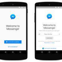 Messenger do Facebook ganha independência: não é mais necessário ter um perfil para acessar o app