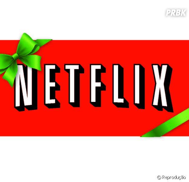 Netflix começa a vender cartões de presente para todo mundo poder assistir séries e filmes com você!