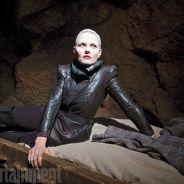 """Em """"Once Upon a Time"""": na 5ª temporada, saiba como será o visual da Senhora das Trevas!"""