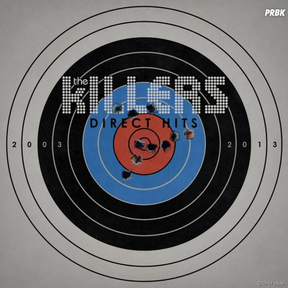 """O The Killers irá lançar o álbum """"Direct Hits"""" que irá contar com duas músicas inéditas"""