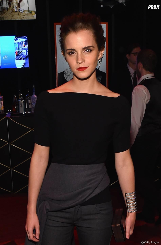 Emma Watson além de uma boa atriz, ainda se envolve com política! Ela está lutando pelos direitos das mulheres. Acha pouco?