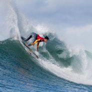 Gabriel Medina, no Mundial de Surf 2015 (WSL), comenta boa performance em etapa na África