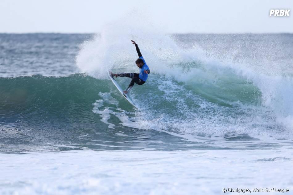 Circuito Mundial De Surf : Alejo muniz no circuito mundial de surf