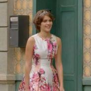 """Novela """"Malhação"""": Karina (Isabella Santoni) muda de visual para o casamento de Cobra e Jade!"""