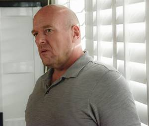 "Em ""Under The Dome"", Big Jim (Dean Norris) se alia a Julia (Rachelle Lefevre) para desmascarar Christine (Marg Helgenberger)"