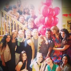 """Taylor Swift comemora aniversário ao lado de Lorde e com último show da turnê """"Red"""""""