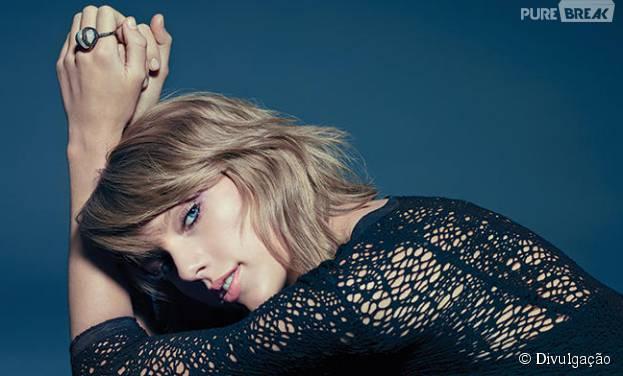 """John Green, de """"Cidades de Papel"""", dá a entender que gostaria de Taylor Swift no elenco de """"Quem é Você, Alasca?"""""""