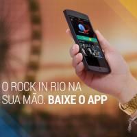 Rock in Rio lança aplicativo exclusivo com funções pra marcar shows favoritos e achar amigos