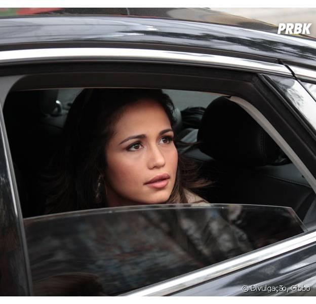 """Josefina (Nanda Costa) aparece com com seus vários planos maquiavélicos em """"Malhação"""""""