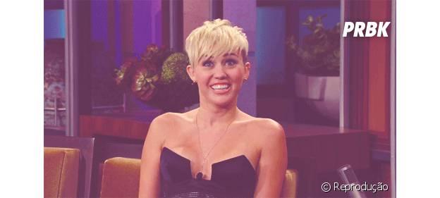 Biel quer fazer dueto com Miley Cyrus
