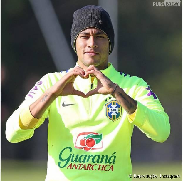 Neymar Jr. fala sobre casamento e namoro com Bruna Marquezine