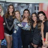 """Ivete Sangalo sensualiza com Anitta e Preta Gil no palco do """"Chá da Alice"""" no Rio de Janeiro!"""
