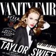 Taylor Swift fala para a revista Vanity Fair sobre suas inspirações e influência no cenário mundial